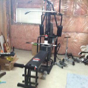 York Universal Gym Buy Or Sell Exercise Equipment In