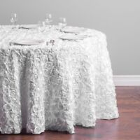 Table cloths, Chair covers, Sashes, Table runners for Rent