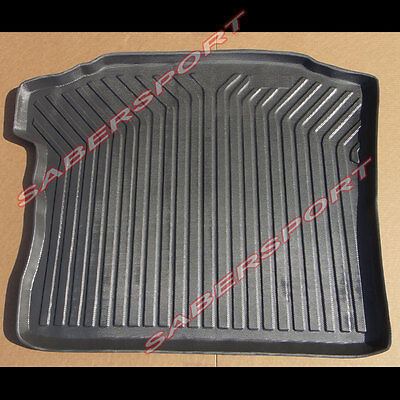 2008 Cargo Area Tray - 2008-2011 FORD FOCUS 4DR SEDAN ALL WEATHER TRUNK CARGO AREA TRAY LINER MAT