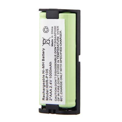 1Pcs 1000mAh NiMh Cordless Phone Battery for Panasonic HHRP105 HHR-P105 HHRP105A
