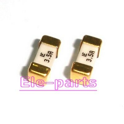 10 Pcs 3.5a 1808 Littelfuse Fast Acting Smd Fuse 3.5 Ampere Surface Mount Fuses