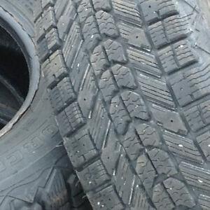4 185/70/14 Firestone Winterforce tires