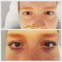 Lash lift and tint,Gel nails and full range of estheic services