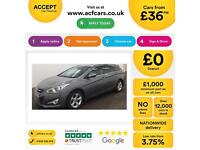 Hyundai i40 1.7TD ( 136ps ) Premium FROM £36 PER WEEK!