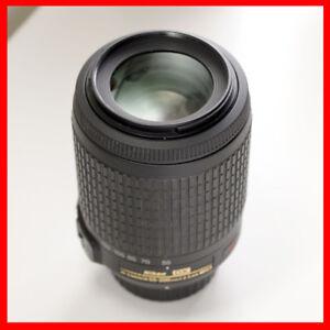 Nikon 55-200mm f4-5.6 G VR lens