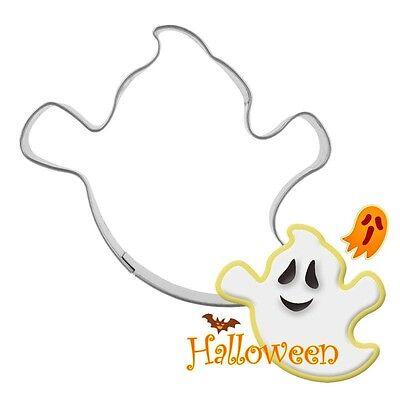 Halloween Ghost Stainless Steel Biscuit Cookie Cutter Cake Decor Mold Mould Tool - Halloween Cookie Cakes