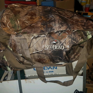 Large duffle bag camo