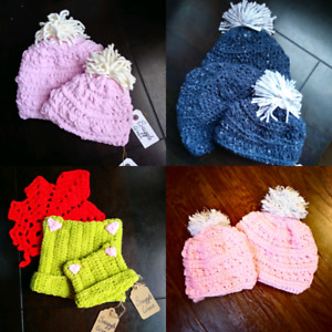Handmade Mommy and Me Hats