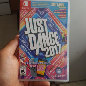 NINTEND SWITCH Just Dance 2017