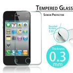 Apple iPhone 4/4S Tempered Glass screenprotector Gratis verz