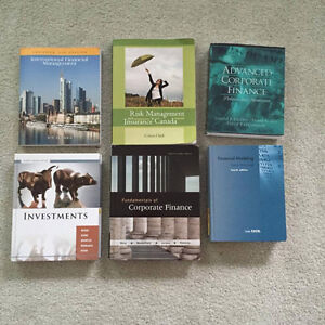 Commerce Textbooks for Sale - 2nd, 3rd and 4th year