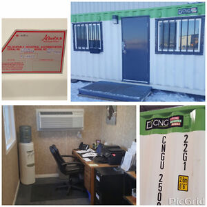Construction site modular offices 20' OVERSTOCKED SALE!