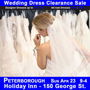 Wedding Dress Clearance Sale Bridal Show $199-$899 Size 2-28