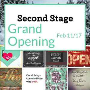 Grand Opening Sat February 11 at 10 am