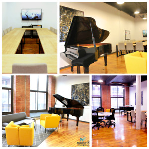 Multifunctional conference room to rent