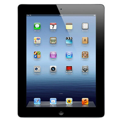 Apple iPad 2 32GB, Wi-Fi, 9.7in - Black Very Good Condition