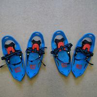 kids snow shoes