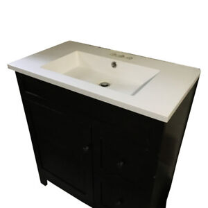 Beautiful New Bathroom Vanity HEAVILY DISCOUNTED - BOTTOM ONLY
