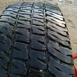 2 Tires - Michelin LTX275/65r18 Kitchener / Waterloo Kitchener Area image 4