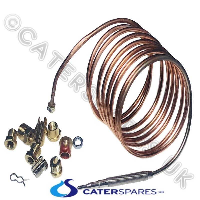 1800MM NICKEL PLATED CATERING EQUIPMENT SUPER UNIVERSAL THERMOCOUPLE OVEN RANGE