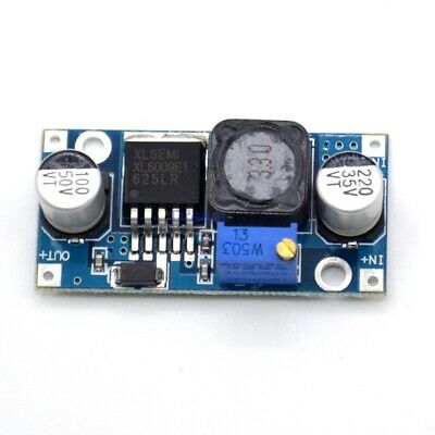 Xl6009 Dc-dc Adjustable Step-up Boost Power Convert Module Board Replace Lm2577