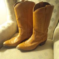 Men's Cowboy Boots $50.00