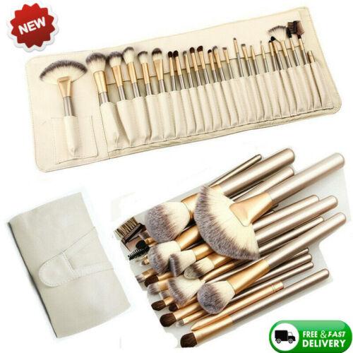 7~32Pcs Professional Makeup Brushes Set Eyeshadow Lip Powder