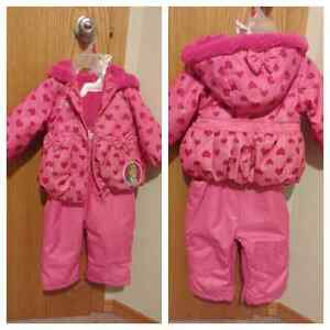 Baby snow suit 6 to 12 months