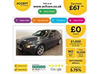 BMW 320 FROM £67 PER WEEK!