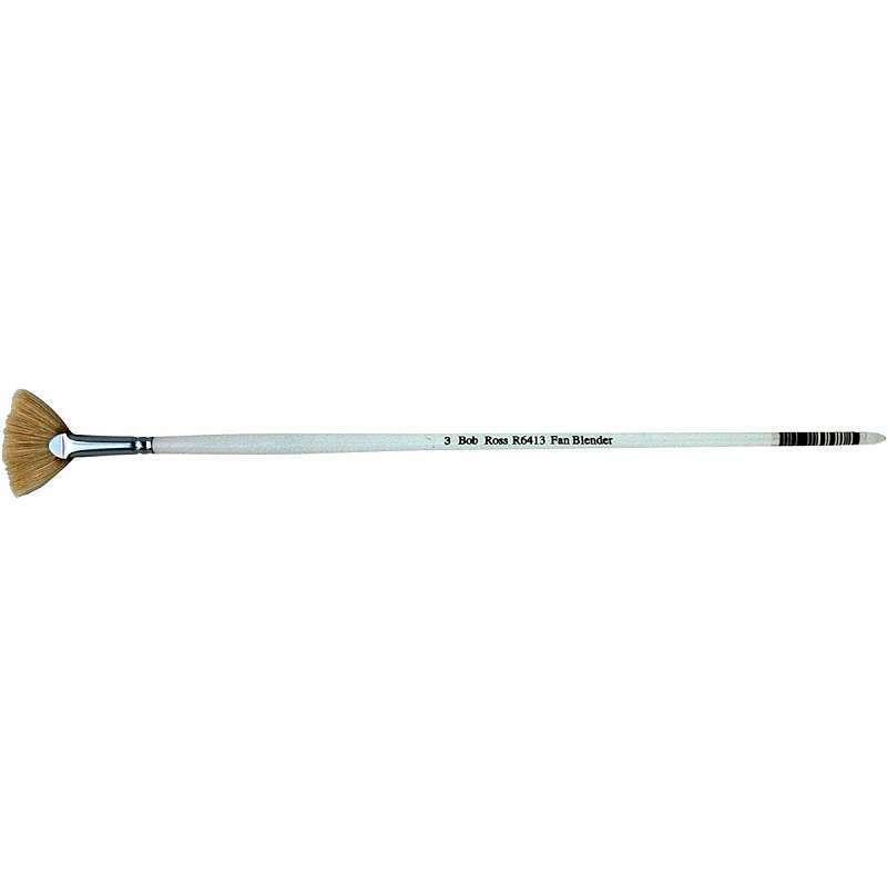 Bob Ross Fan Blender Brush Size 3 018918664139