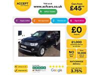 Mitsubishi L200 FROM £45 PER WEEK!