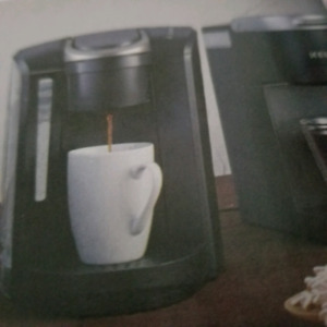 Coffee maker  never used doctor stopped    my coffee