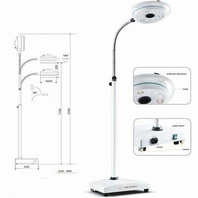 36w Portable Dental Shadowless Led Exam Light Kd-2012d-3 Mobile Operation Lamp