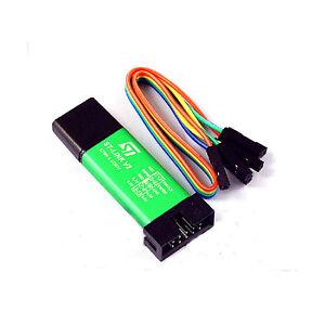 New-ST-Link-V2-Mini-Metal-Shell-STM8-STM32-Emulator-Downloader-Programming-Unit