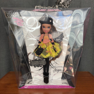 NIB Bratz Ltd. Edition Porcelain Swarovski Collector Anyssa Doll