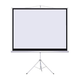 Portable Tripod Projector screen and  many other stuff
