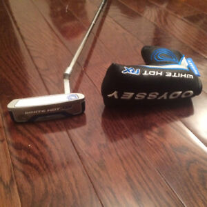 Odyssey White Hot RX 1 Putter - Right Handed w/ head cover
