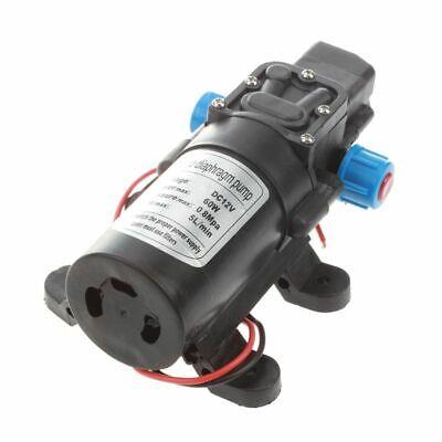 12v Dc 5lmin 60w Micro Car Diaphragm High Pressure Water Pump N1t4