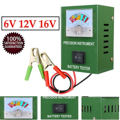 BT-50B Battery Load Tester Engine 2-250Amp Quickly Tester Within 6V 12V 16V Car for sale  Shipping to Canada