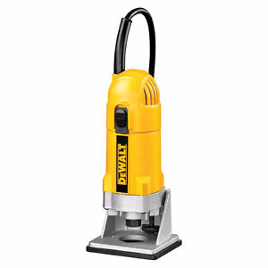 Dewalt D26670 toupie decouper laminate trim router stratifié