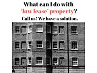 SELL Your low lease property without any issues to a cash buyer.