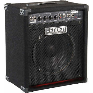 """Fender """"Rumble 25"""" Bass Amp - new / never used - only $175"""