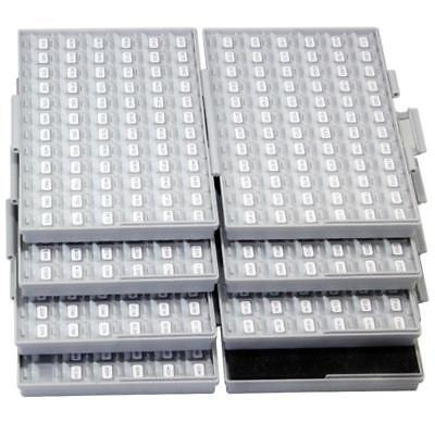 Smd Smt 0603 1 E96 Resistor Kit 492 Valuesx100pc Rohs Filled In 4 Box-all