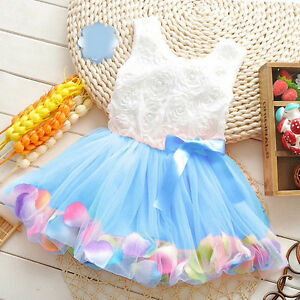 Blue Tutu Dress (12 Months) (New in package)