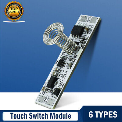 Touch Switch Capacitive Touch Sensor Module Led Dimming Control New