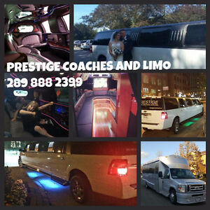 Limousine Limo And Party Bus services 2898882399 Kitchener / Waterloo Kitchener Area image 2