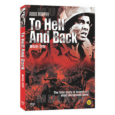 To Hell And Back (1955) DVD - Audie Murphy (New *Sealed *All Region)