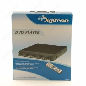 DVD Players - Digitron - 1 with Remote in Box - 1 No Box