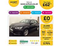 Audi A1 Sport FROM £62 PER WEEK!