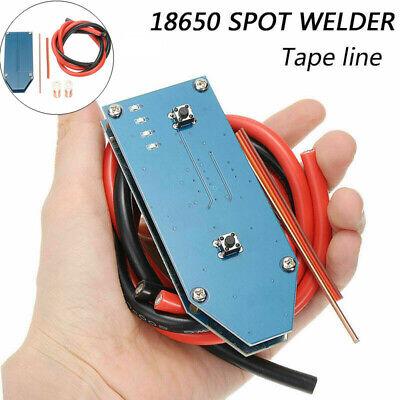 Mini Diy Battery Spot Welder 4v-12v Portable Diy Kits